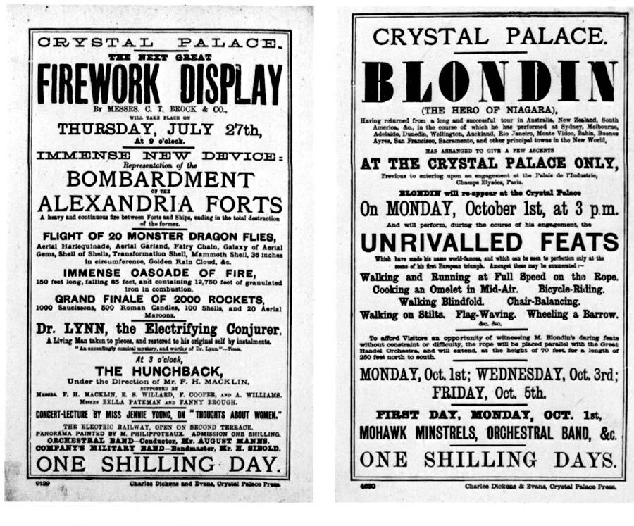handbill examples industrialization ppca american history