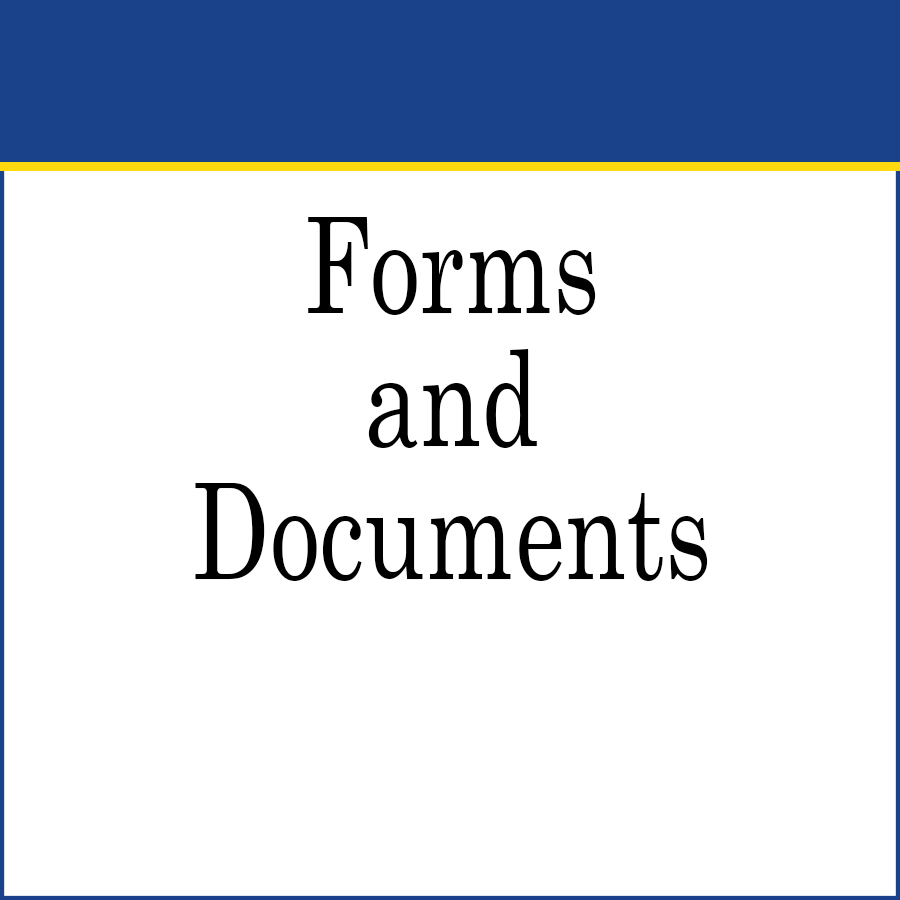 Early Intervention Forms and Documents link image