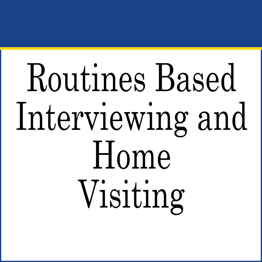 Early Intervention Routines Based Interview Resources link image