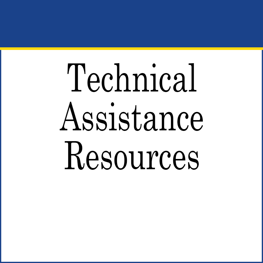 Early Intervention Technical Resources link image